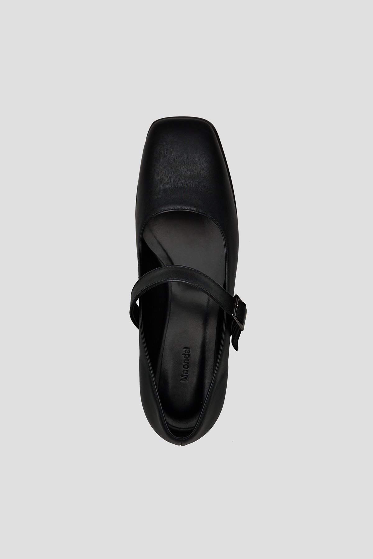 Strap Shoes (Black)